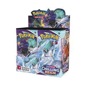 Chilling Reign Boosterbox ***Pre order***